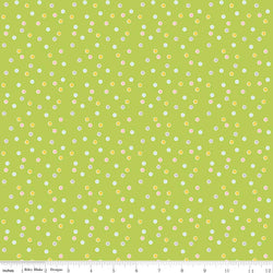 Sweet Orchard Dot Green