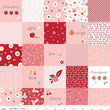 Sweet Orchard Main Designer Cloth Pink