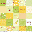 Sweet Orchard Main Designer Cloth Green