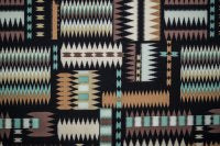 Navajo Earth Tones ~ Collage