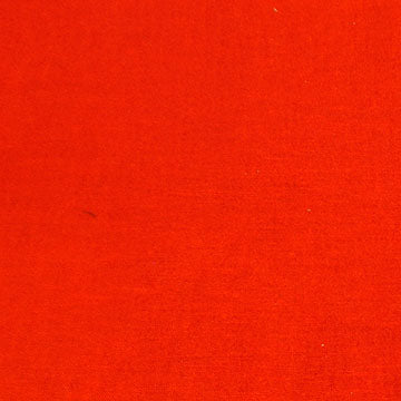 Linen Solid ~ Red