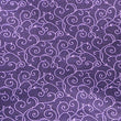 Swirls Pattern ~ Lavendar on Purple