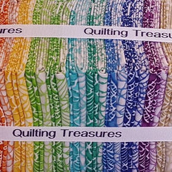 Amazing Lace ~ Rainbow Fat Quarter Set