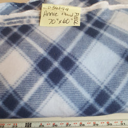 Blue Annie Plaid ~ Remnant 70