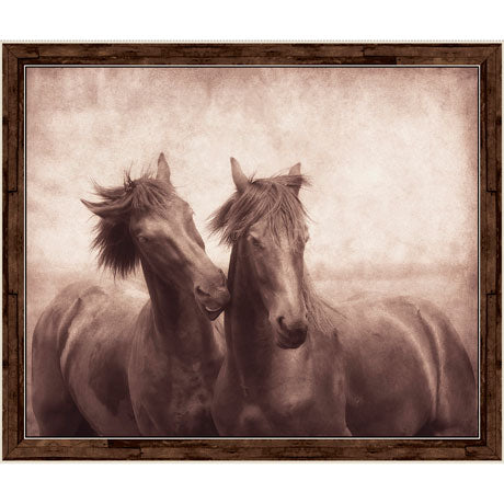 Art WorksxHorse Panel Brown