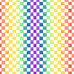 Shop Hop Check by Victoria Whitlam for QT Fabrics