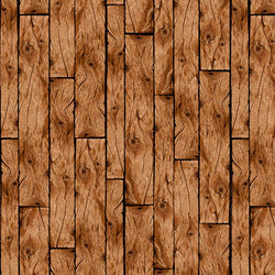 Loyal, Loveable Labs Wood Planks Brown by Jerry Gadamus for QT Fabrics