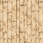 Loyal, Loveable Labs Wood Planks Tan by Jerry Gadamus for QT Fabrics