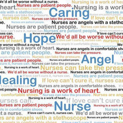 Calling All Nurses ~ Multi Words