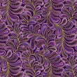CAT-I-TUDE ~ Feather Frolic Purple
