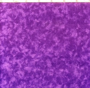 "Mottled Blender: Purple 108"" (Half Yard)"