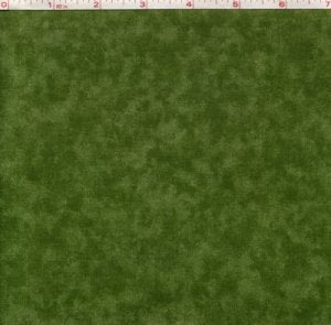Mottled Blender: Green Army (Half Yard)