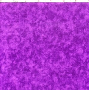 Mottled Blender: Purple Fandango (Half Yard)