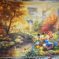 Thomas Kinkade: Disney Dreams - City Scape