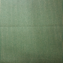 Green with Gold Stripes