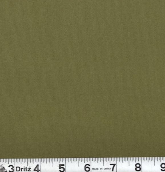 Dream Cotton Olive (half yard)