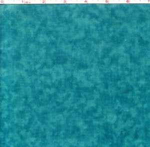 Mottled Blender: Blue Cerulean (Half Yard)