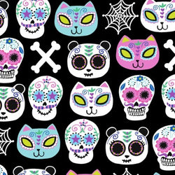 Sugar Skull Animals