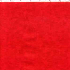 "Mottled Blender: Red 2 108"" (Half Yard)"