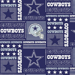 NFL - Dallas Cowboys Patchwork 60