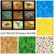Lost World Dinosaurs Bundle