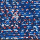 Patriotic Stars: Blue Camo by Springs Creative (Half Yard)