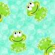 Comfy Flannel Prints ~ Frogs