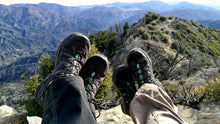 Hiking with Noene Insoles