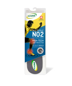 MultiSole Insoles No2 - The best insoles for running walking & hiking