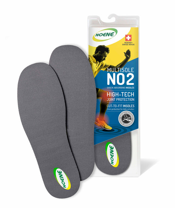 MultiSole NO2 Insoles