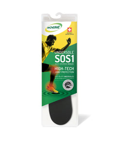 UnderSole SOS1 Insoles - Insoles for Elite Athletes and Orthotics