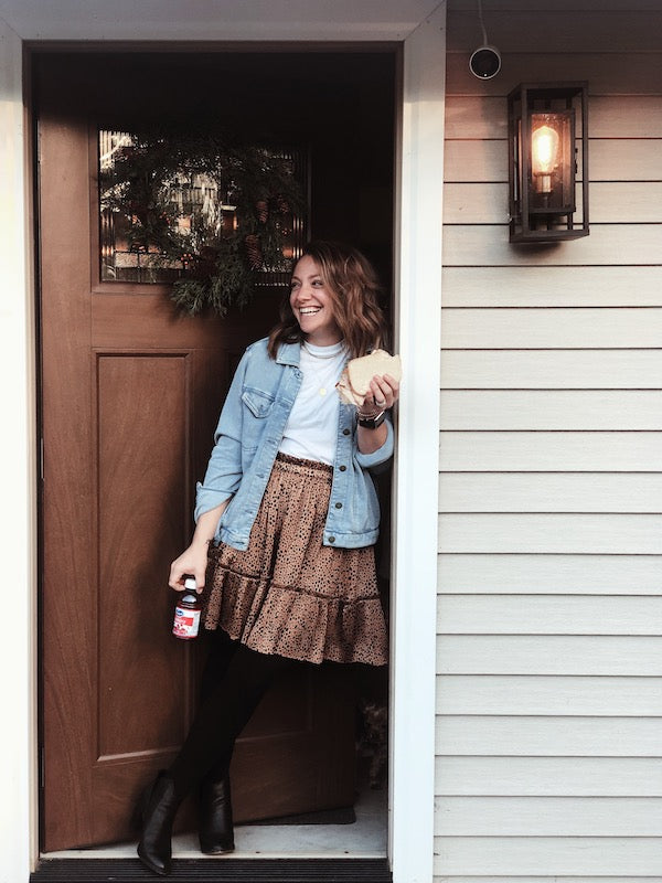 How to Stay Comfy + Cute on Thanksgiving