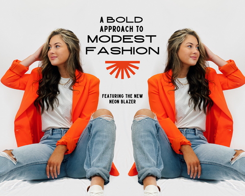 A Bold Approach To Modest Fashion