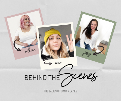 Behind the Scenes, The Ladies of E+J