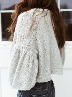 Carmen Button Cardigan