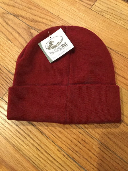 Red Beanie-Sale