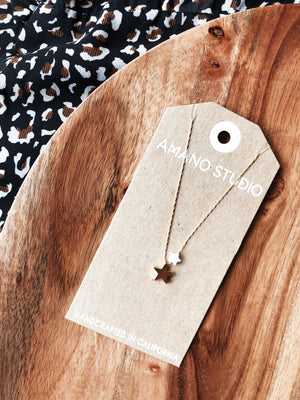 Star Power Necklace