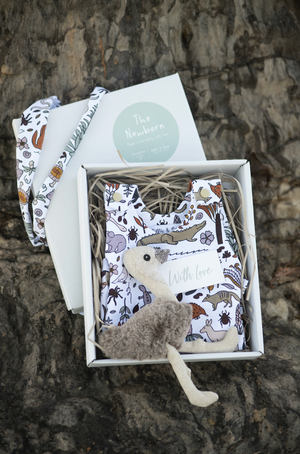 Australiana Newborn Giftbox Winter