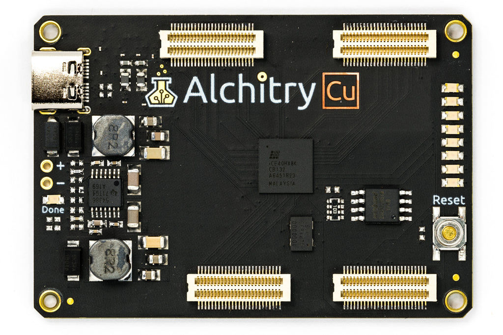Powerful FPGAs and Open Source Tools | Alchitry