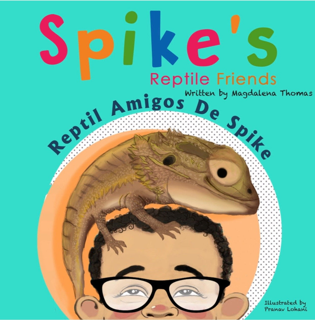 Spike's Reptile Friends