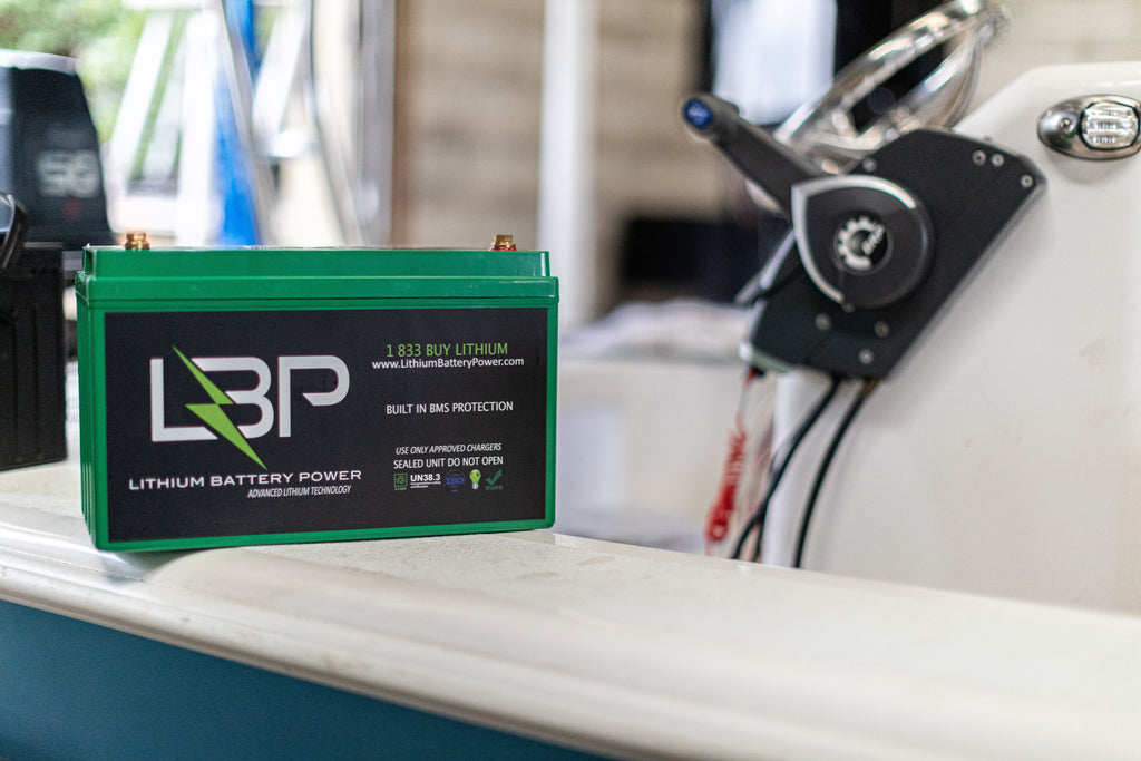 Why Lithium Marine Batteries Are Florida Anglers' First Choice