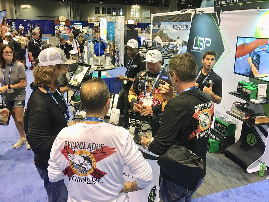 LBP at ICAST