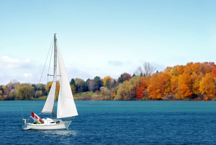 why sailboat tech favors lithium