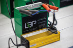 Lithium 12V 10A Electronic Battery Charger - Lithium Battery Power, LLC
