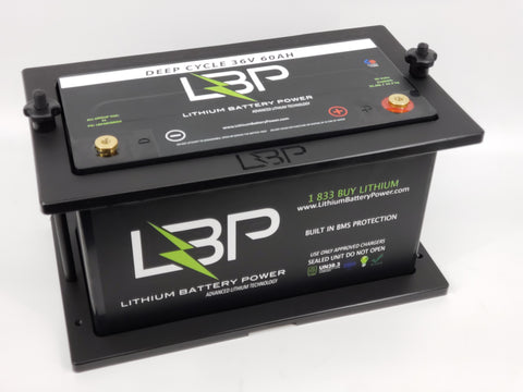 Battery Tray - Lithium Battery Power, LLC