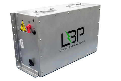 48V 480Ah / 25kW Lithium Battery