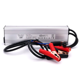 2 Bank Lithium 12V 10A Electronic Charger - Lithium Battery Power, LLC
