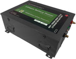 48V 100Ah Lithium Ion Battery - Steel Case - Lithium Battery Power, LLC