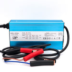 Lithium 36V 20A Electronic Battery Charger - Lithium Battery Power, LLC