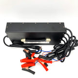 4 Bank Lithium 12V 15A Electronic Battery Charger - Lithium Battery Power, LLC